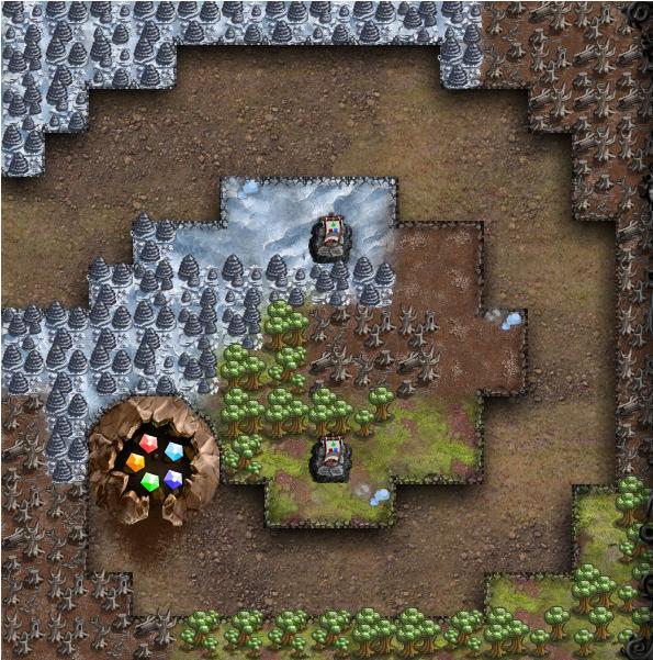cursed treasure walkthrough